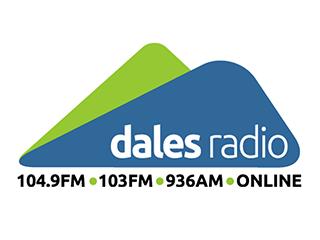 Dales Radio 320x240 Logo