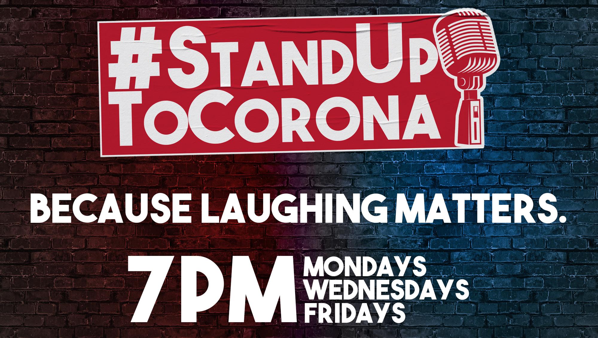 A special comedy show!
