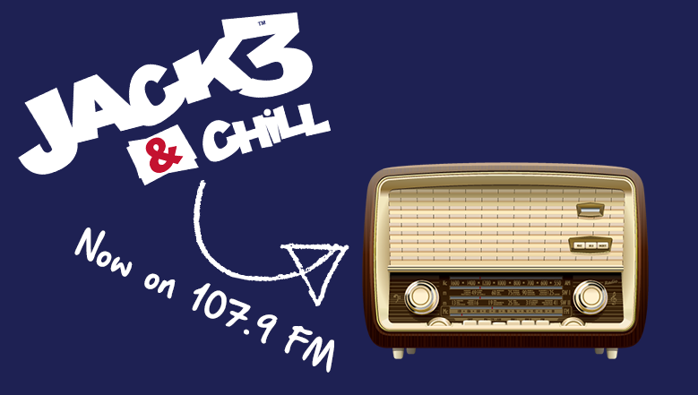 JACK 3's moved to 107.9 FM