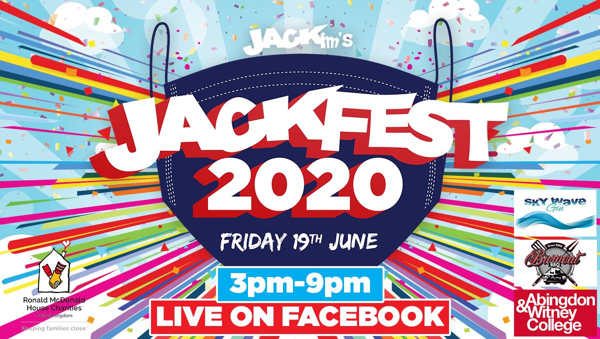JACKfest is coming!