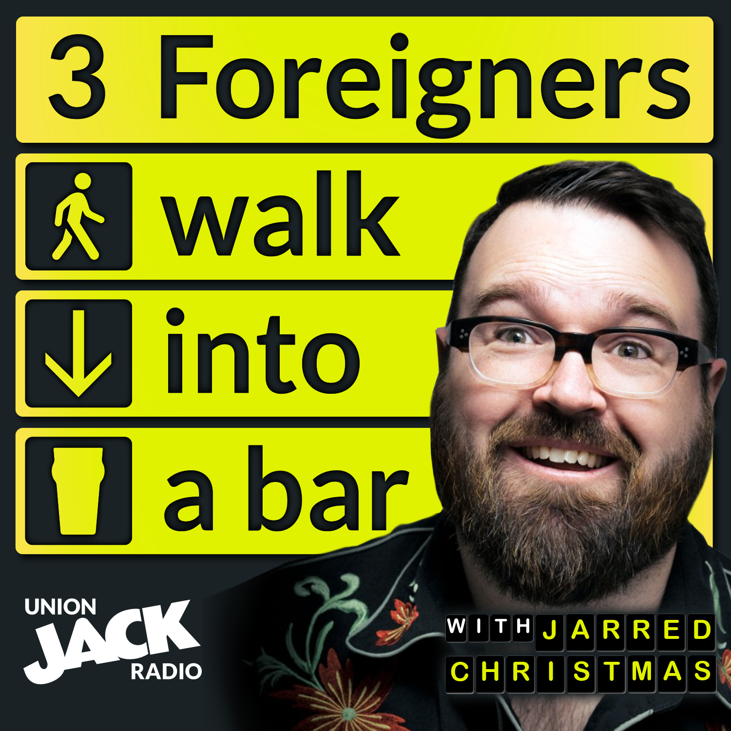 3 Foreigners Walk Into A Bar