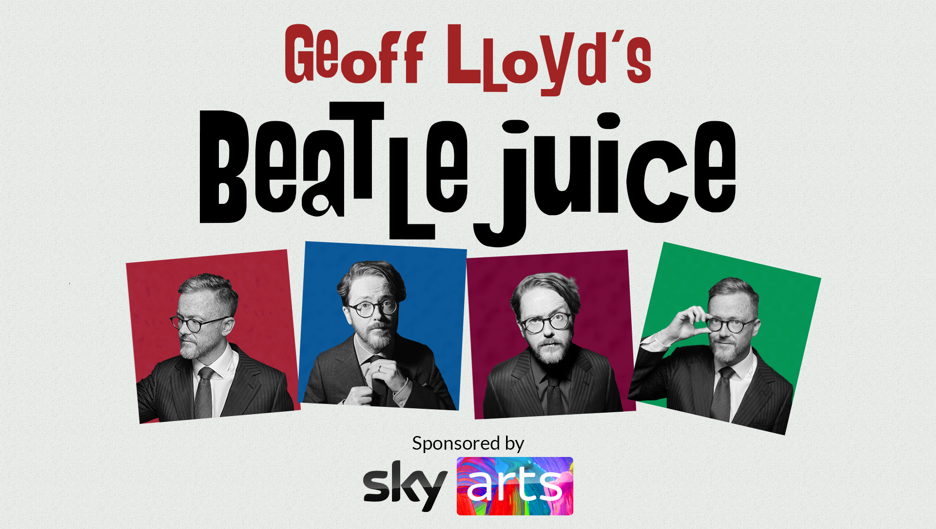 Geoff Lloyd's Beatlejuice