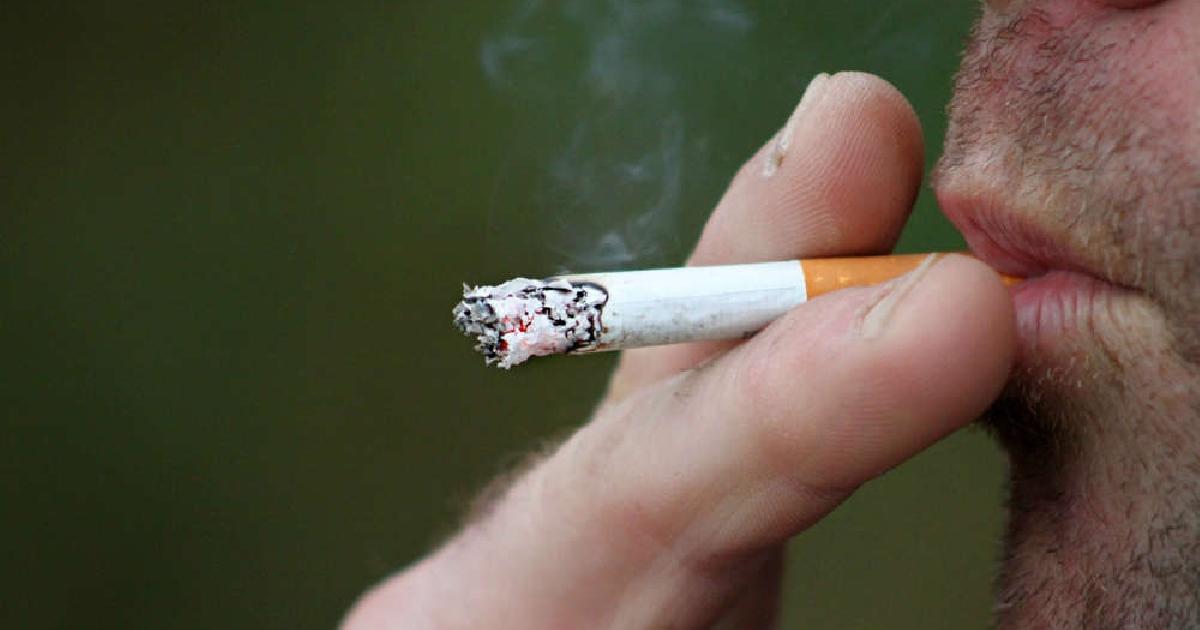 SMOKING SMALL