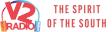 Logo for V2 Radio