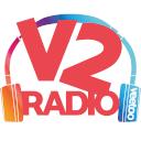 V2 Radio 128x128 Logo