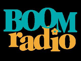 Boom Radio UK 320x240 Logo