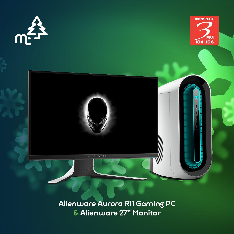 ALIENWARE AURORA - i5 10400F & Alienware 27 Monitor