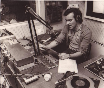 Peter Lee in the Kent & Sussex Hospital in the early 1970s