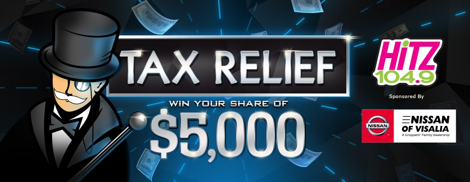 TAX RELIEF CONTEST