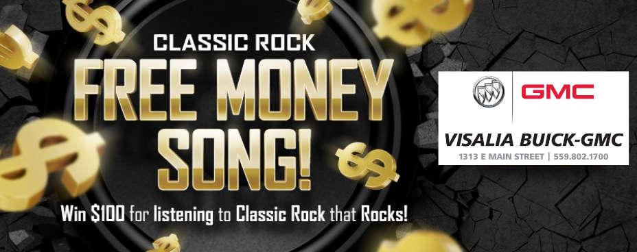 FREE MONEY SONG - BUICK GMC