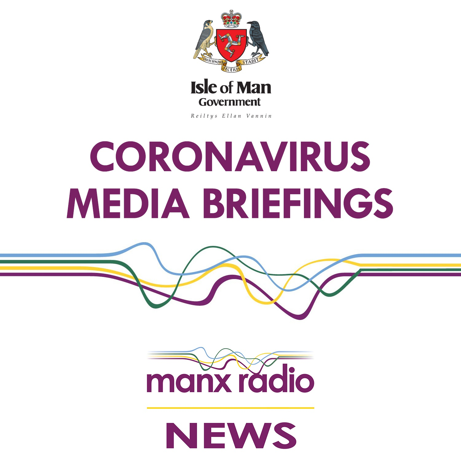 Coronavirus Media Briefings: Isle of Man - Manx Radio