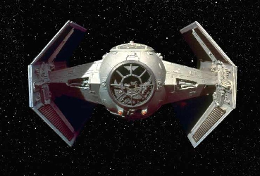 Tie Fighter Blog