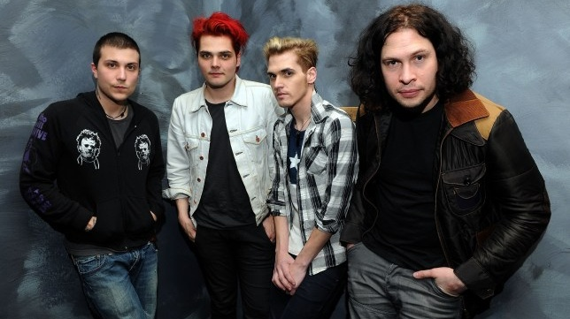 My Chemical Romance Announce Irish Show
