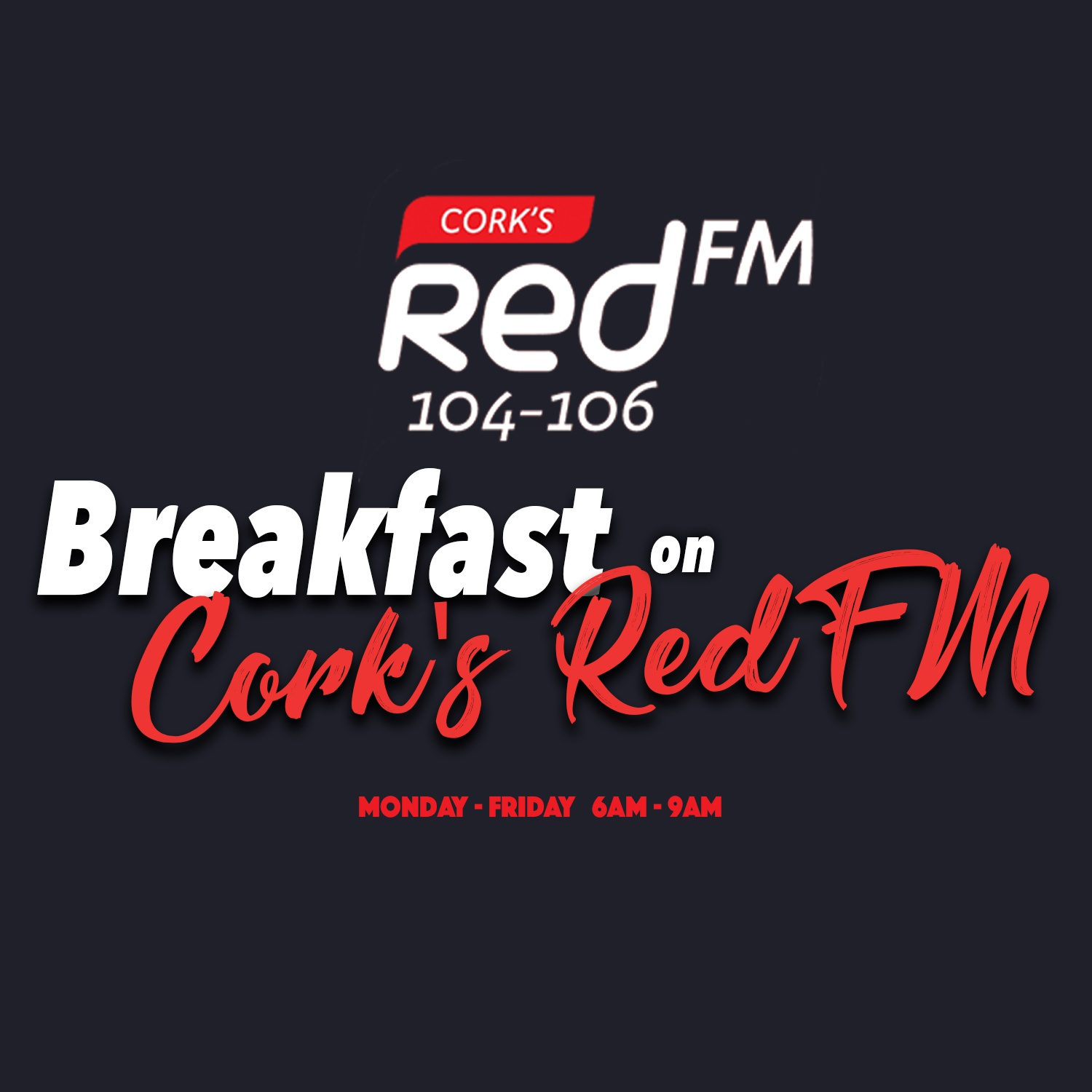 Breakfast on Cork's RedFM