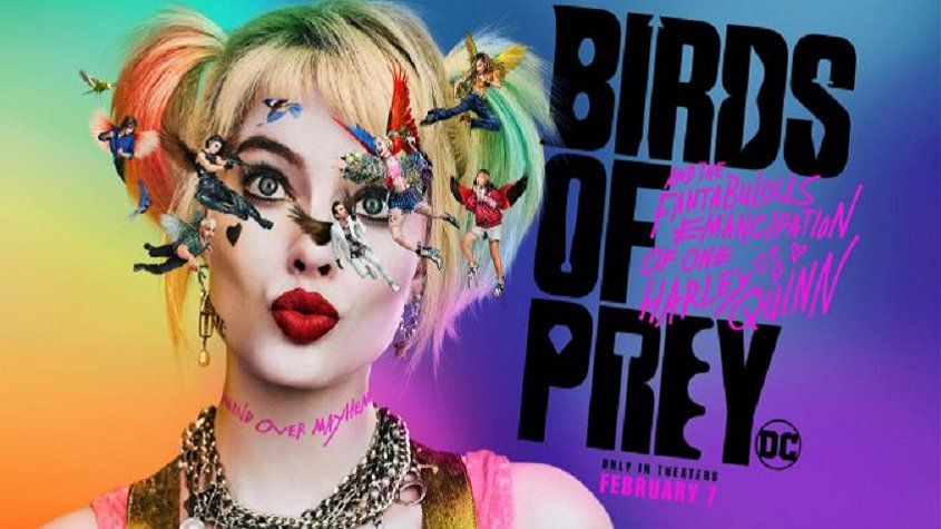 At The Flix: Birds of Prey: And The Fantabulous Emancipation Of One Harley Quinn, Dolittle & Parasite