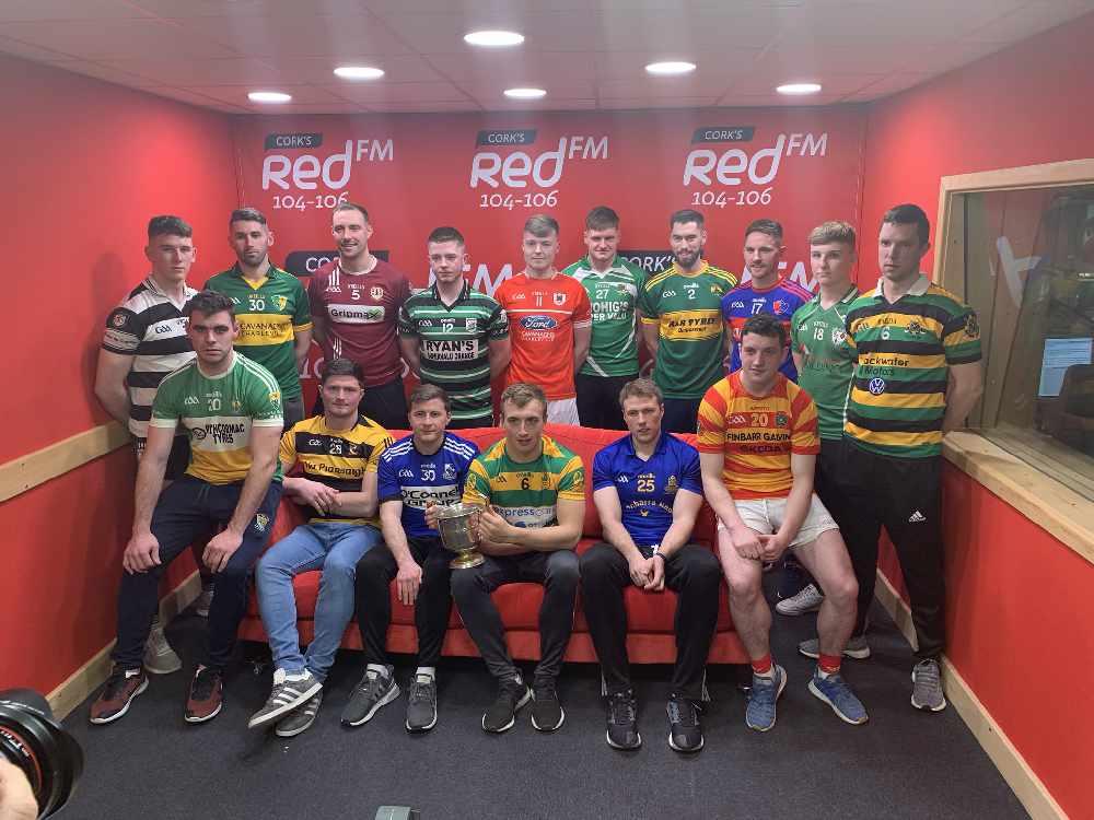 RedFM Hurling League 2020 Launch