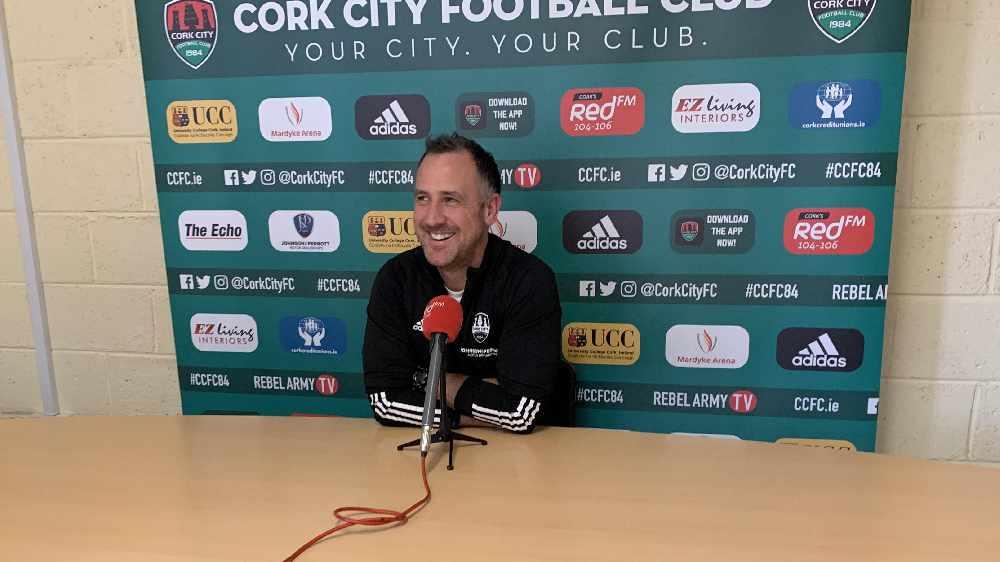 WATCH - Cork City v Shelbourne press conference