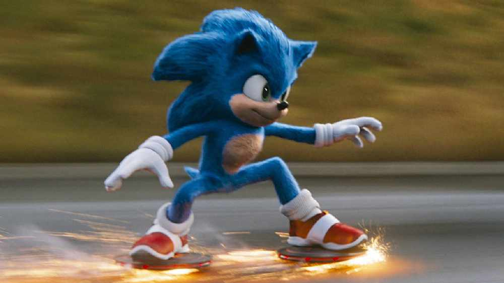 At The Flix: Sonic The Hedgehog, Emma & Cyrano de Bergerac - Live from National Theatre