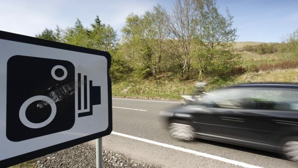 Here Are The Locations Of The New Road Speed Cameras In Cork
