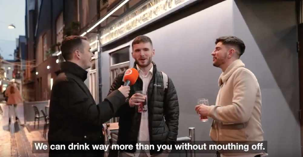 WATCH: What Do Cork People Really Think Of Dublin People?