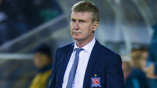 New Ireland boss Stephen Kenny says there's a lot to look forward to
