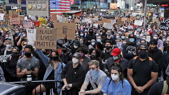 LISTEN BACK: Neil speaks to Tom McCarthy, a Cork Born Bar owner in New York about the Black Lives Matter protests in the city