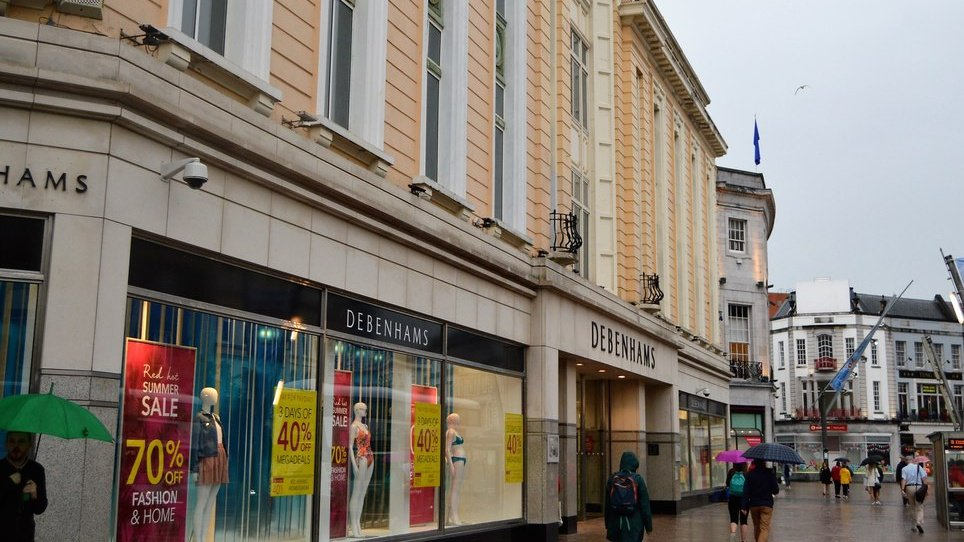 Debenhams Workers Upping Campaign Today To Get A Just Redundancy Deal