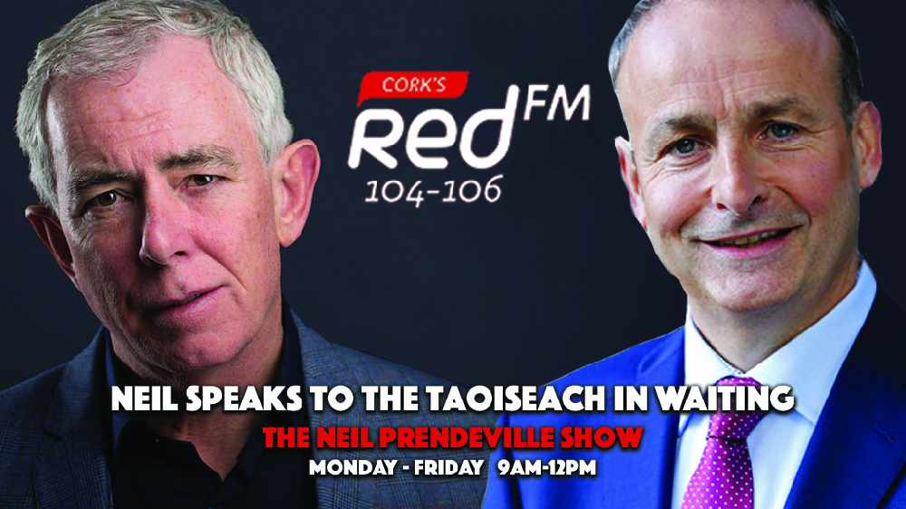 LISTEN BACK: Neil Prendeville speaks to Taoiseach in waiting Micheál Martin