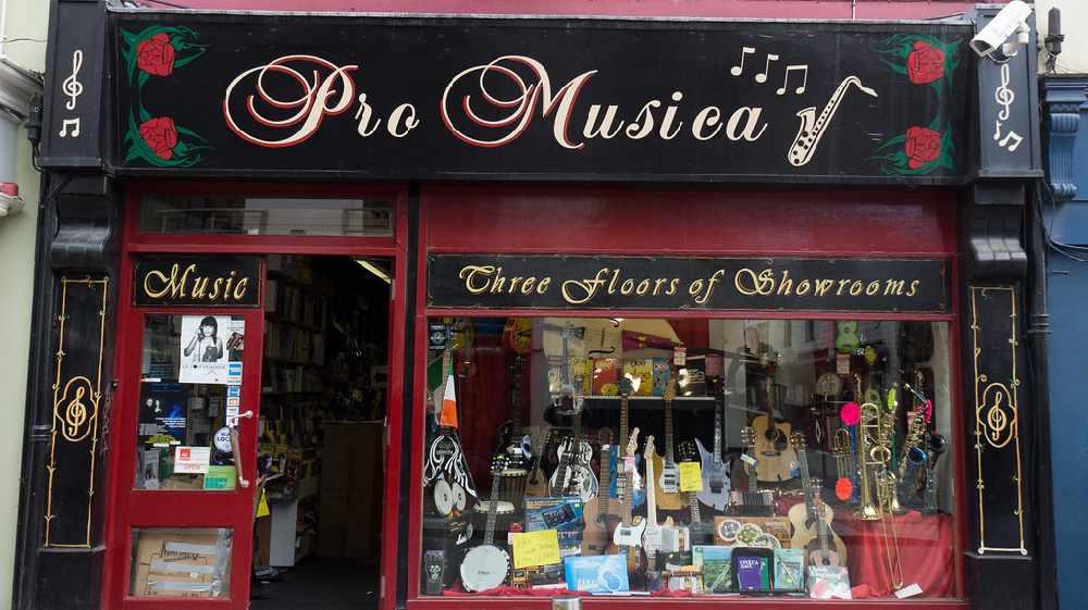 LISTEN BACK: Eileen Madden of Pro Musica spoke to Neil about re-opening the store and making sure all safety measures are in place
