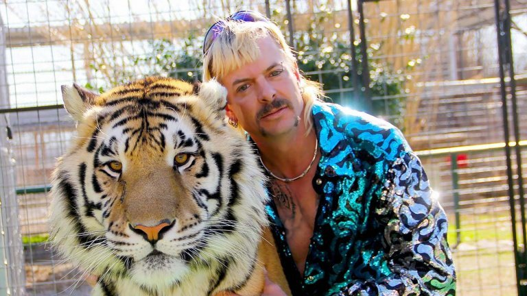 Joe Exotic has limo waiting outside prison as he awaits pardon from Donald Trump