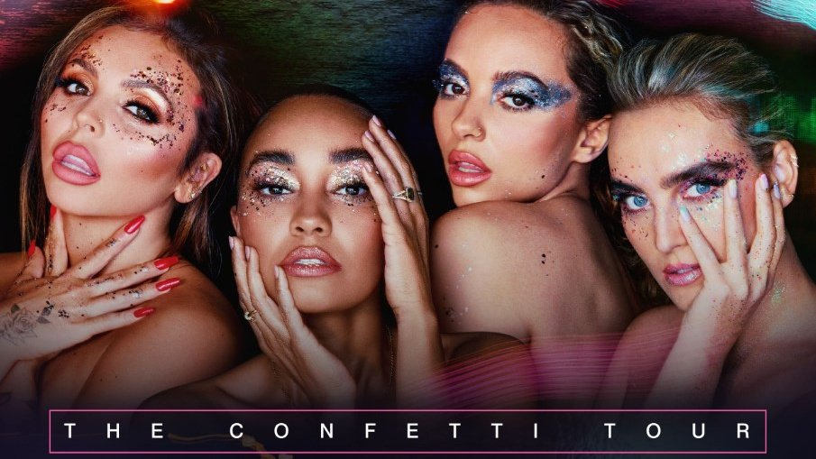 Little Mix announce Confetti tour kicking off in Ireland