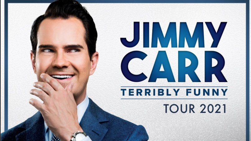 Jimmy Carr announces two Cork shows