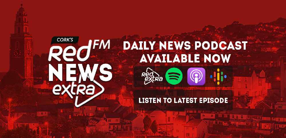 RedFM News Extra - Listen Now