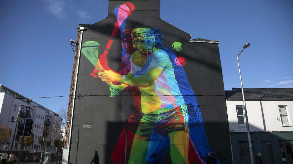 Ardú Street Art initiative launch guided walking tour of murals around Cork City - and it's free!