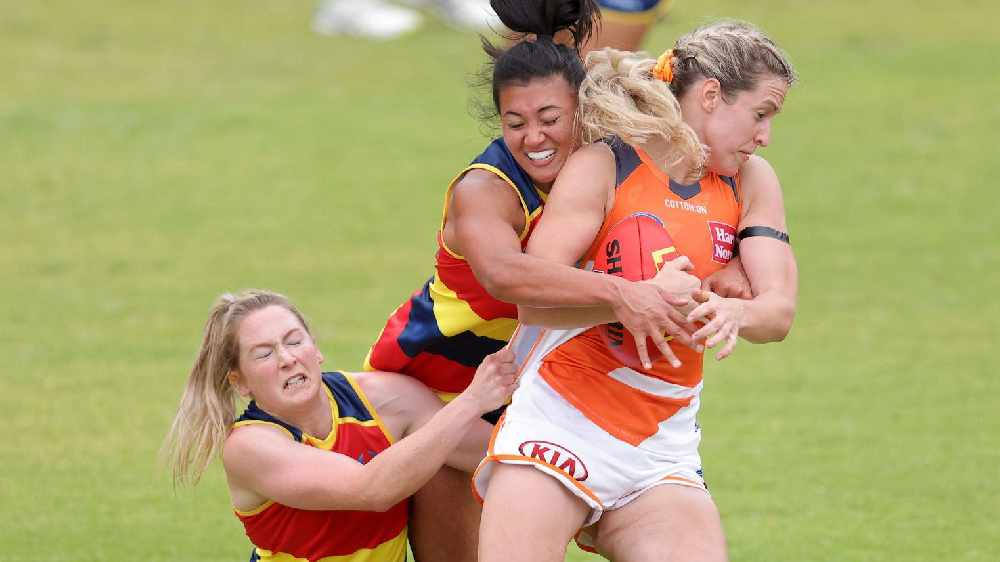 Three match suspension for Adelaide Crows' Ebony Marinoff