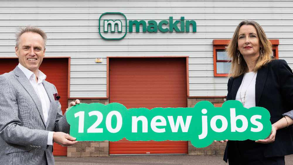 120 new jobs have been announced by a Cork consultancy firm