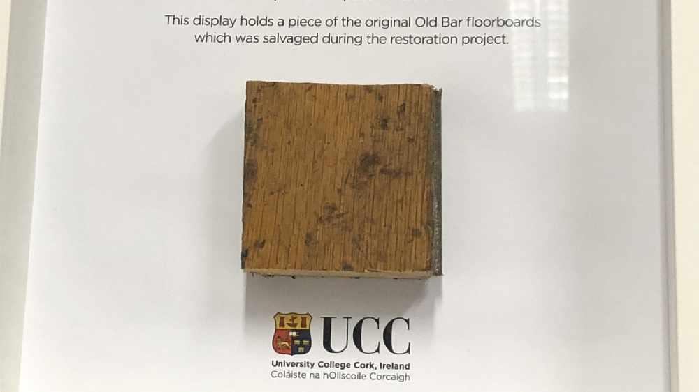 UCC to sell pieces of Old Bar flooring