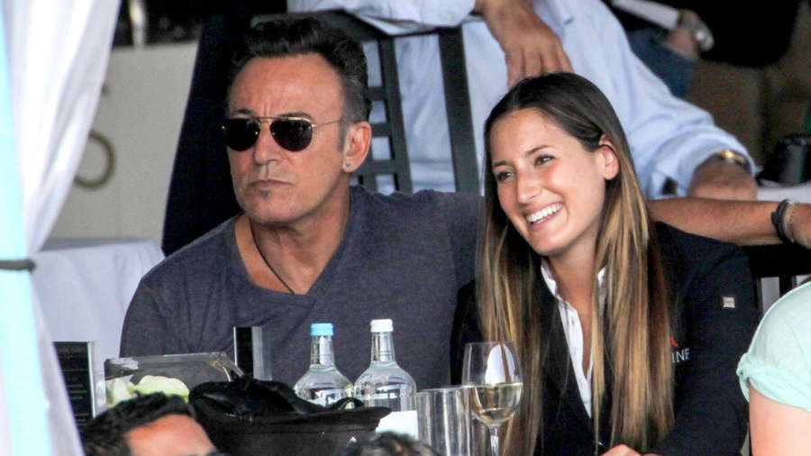 Bruce Springsteen's daughter to compete at Olympic Games