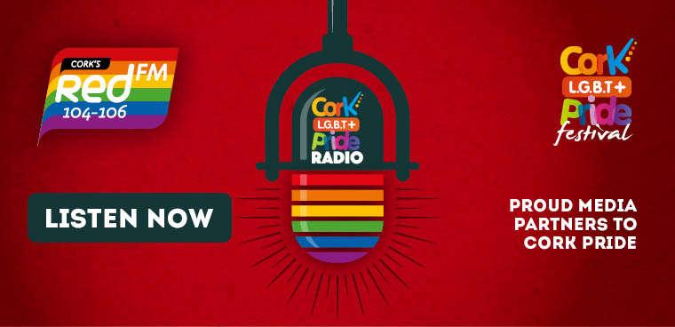 Listen Now - Cork Pride Radio