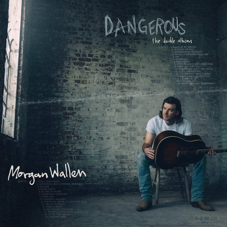 """Morgan Wallen Announces Double Album: """"Dangerous"""" - Chris Country"""