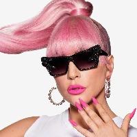 Lady Gaga has a new look...