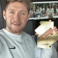 Niall Horan has had a very busy week!
