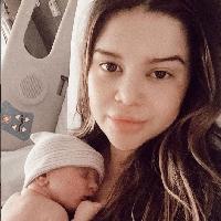 Maren Morris welcomes a baby boy