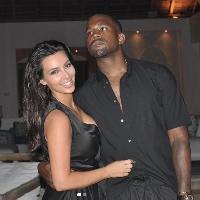 Kim Kardashian shuts down split rumours