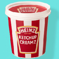 Heinz Releases Recipes to Make Ketchup, Mayo, and BBQ Sauce Ice Cream