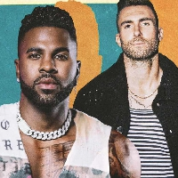 Jason Derulo and Adam Levine have teamed up