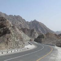 Wadi Kabir's slip road closed