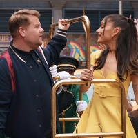 WATCH: James Corden and Ariana Grande's 'Hairspray' parody