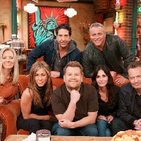 WATCH: The Friends cast reunite on The Late Late Show