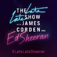 The Late Late Show with James Corden signs up Ed Sheeran